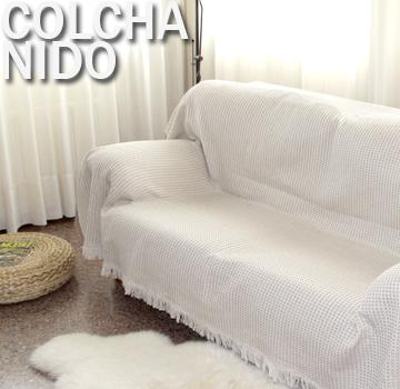 Colchas multiusos fontal para cama sof coche playa monta a y jard n decoraci n y dise o en - Colchas para sofas baratas ...
