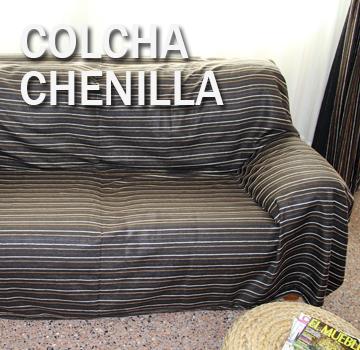 Colcha Chenilla
