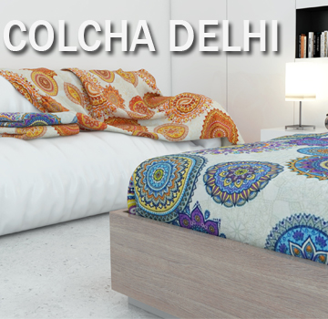 Colcha Delhi