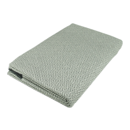 Colcha gris