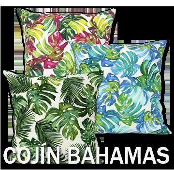 Cojines Bahamas